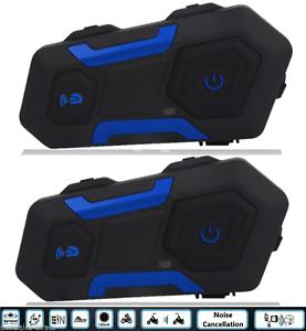 R2FM Dual Rider Bluetooth Motorcycle Helmet Intercom Headsets FM HIFI EXPRESS
