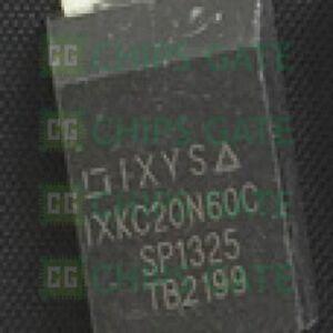 1PCS-IXKC20N60C-MOSFET-N-CH-600V-15A-ISOPLUS220-IXYS