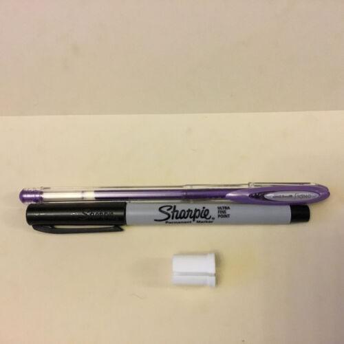 2 Zaks Pen Adapter Uni-Ball Signo//Sharpie Ultra Fine For Cricut AIR Maker