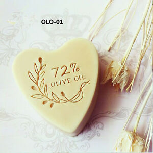 Image Is Loading 72 Olive Oil Soap Stamp Acrylic