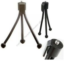 Lot10 Flex/Flexible/Adjustable Mini Webcam/Digital Camera Tripod/Tri Pod{Metal{K