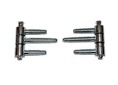 #93 - 3D  Türbänder mit Bolzen  18mm - Nr.963583 - 93