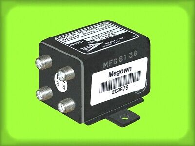 Details about  /TRANSCO   TRANSMISSION LINE  SWITCH   28 VDC    FREE SHIPPING