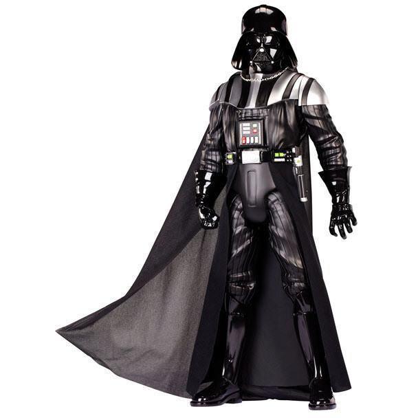MASSIVE Star Wars Classic Battle Buddy Action Figure 122cms Darth Vader