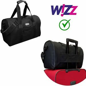 Wizz Air Approved Cabin Flight Carry On Bag Hand Luggage Lightweight 40x25x20cm Ebay