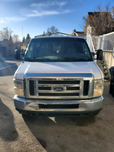 2008 Ford E 250 Super Duty