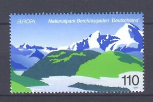 GERMANY-EUROPA-CEPT-1999-NATIONAL-PARKS-STAMP-from-S-S-MNH