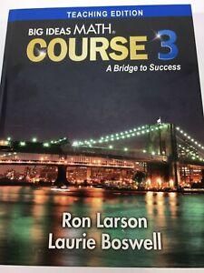 Big-Ideas-Math-Course-3-A-Bridge-to-Success-HC-Middle-School-TEACHER-Textbook