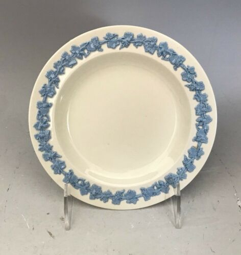Wedgwood of Etruria Barlaston Embossed Queensware Bread and Butter Plate