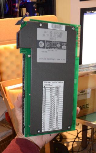 NEW AB 1771IBD 10-30VDC INPUT MODULE for PLC ABB 1771-ISD