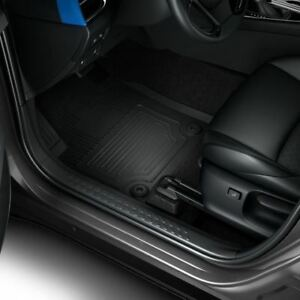 Genuine Toyota C-HR - Rubber Floormats