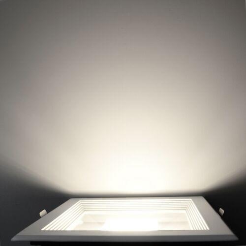 LED Panel Einbaustrahler Einbauspot Deckenleuchte Spot 20W Einbau Lampe Leuchte