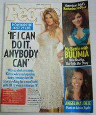 People Weekly Magazine Kirstie Alley, Katharin McPhee July 2006 030713R