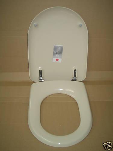 Pressalit v /& b Magnum toilettes couvercle JASMIN NEUF top