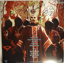 SIGNED GHOST OPUS EPONYMOUS PICTURE DISC LP PAPA EMERITUS (FULL NAME) ALL GHOULS