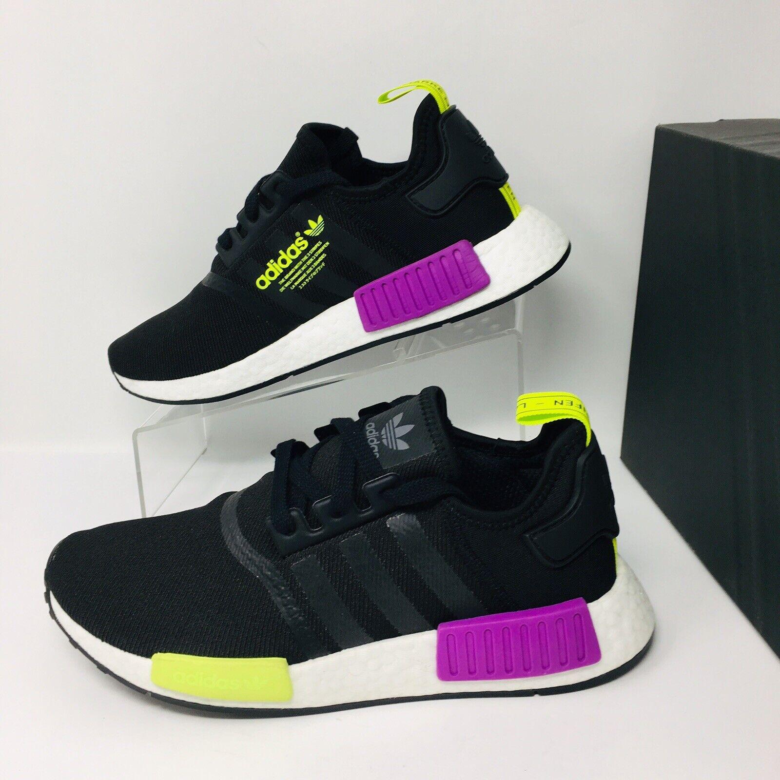 NEW Adidas Original NMD R1 (Men 7) X (Women 8.5) Running Sneakers Ultra Boost