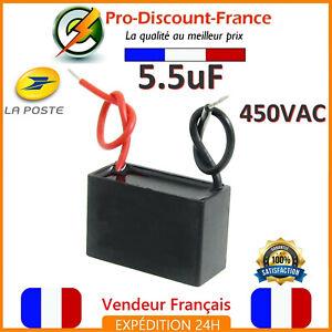 Condensateur-Demarrage-Moteur-CBB61-5-5uF-5-5mF-450VAC-450-Polypropylene-50-60Hz