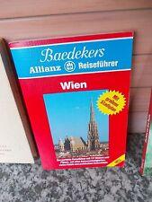 Baedekers Allianz Reiseführer: Wien, aus dem Jahr 1988