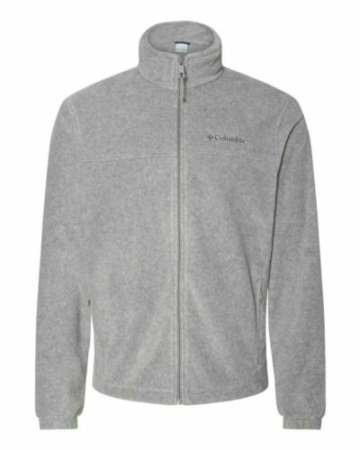Columbia PFG Steens Mountain Full Zip Fleece Jacket Mens Adult Sports 147667