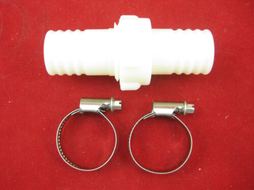 Hose Connector Hose Nozzle 32 38 T-Piece Suction Hose Pool Hose Clamp