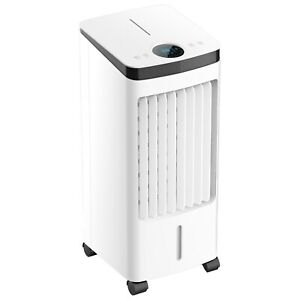 electriQ Slimline ECO Evaporative Air Cooler with built-in Air Purifier and Humi