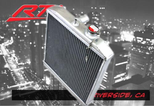 DC DC2 Acura Integra 94-01 M//T Aluminum 2 Row Half Radiator Fan Kit Manuel GSR