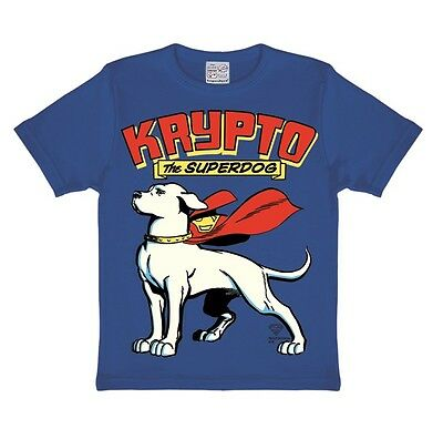 Noir DC Comics Pull-Over /à Capuche Enfant Design Original sous Licence Logoshirt Sweatshirt /à Capuche pour Enfant Batman Logo