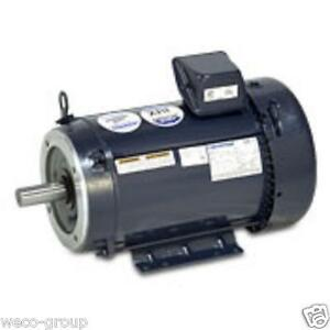 E2015 7 1 2 hp 3600 rpm new marathon electric motor ebay for Facts about electric motors