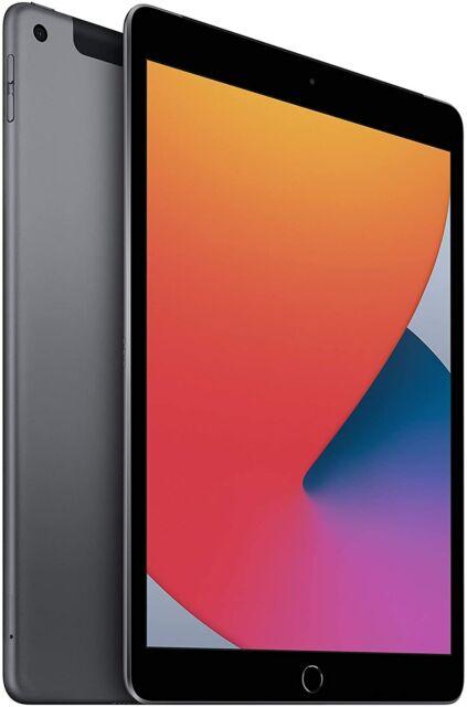 Apple iPad 8. Gen 128GB, Wi-Fi, 10,2 Zoll - Space Grau