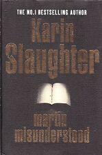Martin Misunderstood by Karin Slaughter New Book