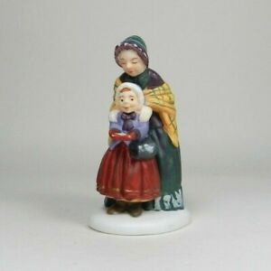Dept-56-HV-Series-Christmas-Village-Porcelain-People-Woman-and-Child