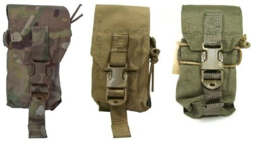 Tactical Tailor FIGHT LIGHT MOLLE Flash Bang choice of CB//MC//RG Smoke Pouch