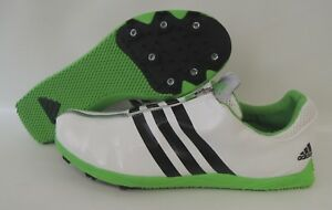 Details zu NEU adidas adizero TJ 43 13 Sprung Spike Schuhe Spikeschuhe G43316