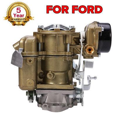 Carburetor YF Type Carter 240-250-300 Engine Vacuum 6 CIL For 1971-1974 FORD