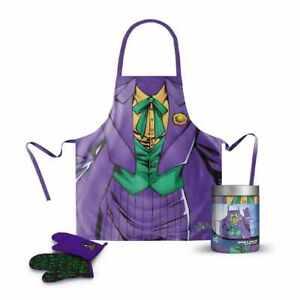 Caricamento dell immagine in corso Grembiule-da-cucina -Joker-DC-Comics-Batman-Apron- 3fb2b7ded659