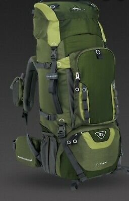 5L MTB Bicycle Backpack Hydration Pack Hiking Camping Cycling Water Bladder ZA4