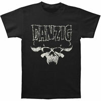 Danzig - Skull Logo T-shirt - Size Medium M - - Misfits Horror Punk