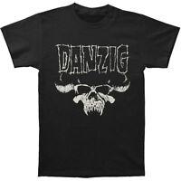 Danzig - Skull Logo T-shirt - Size Medium M - - Misfits Horror Punk