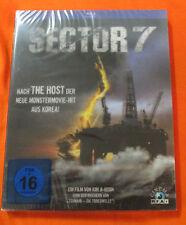Sector 7 [Blu-ray] Ahn Sung-kee - Monstermovie Hit - Neu