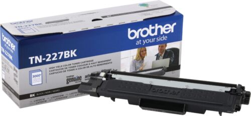Black Toner Cartridge Brother Black TN-227BK High-Yield