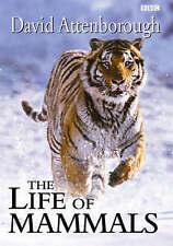 Life of Mammals, David Attenborough   Hardcover Book   Acceptable   978056353423