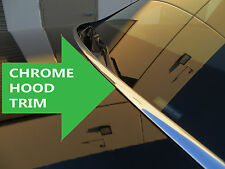 Chrome Hood Trim Molding Accent Kit for chrysler all models