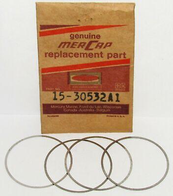 New Mercury Mercruiser Quicksilver OEM Part #15-35980A 1 Shim Assy