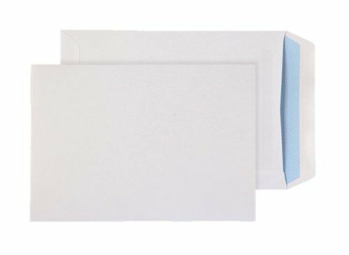 A5  Plain Envelopes Peel /& Seal 80gsm Home Office use High Quality White C5
