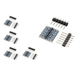 Details about 5PCS I2C IIC Logic Level Converter Bi-Directional Module 5V  to 3 3V For Arduino
