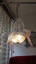 Lampadario d'epoca Chandelier Murano Glass Barovier&Toso 40's
