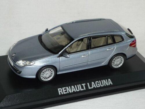Renault Laguna Grandtour Kombi Ab 2007 Grau 1//43 Norev Modell Auto Modellauto