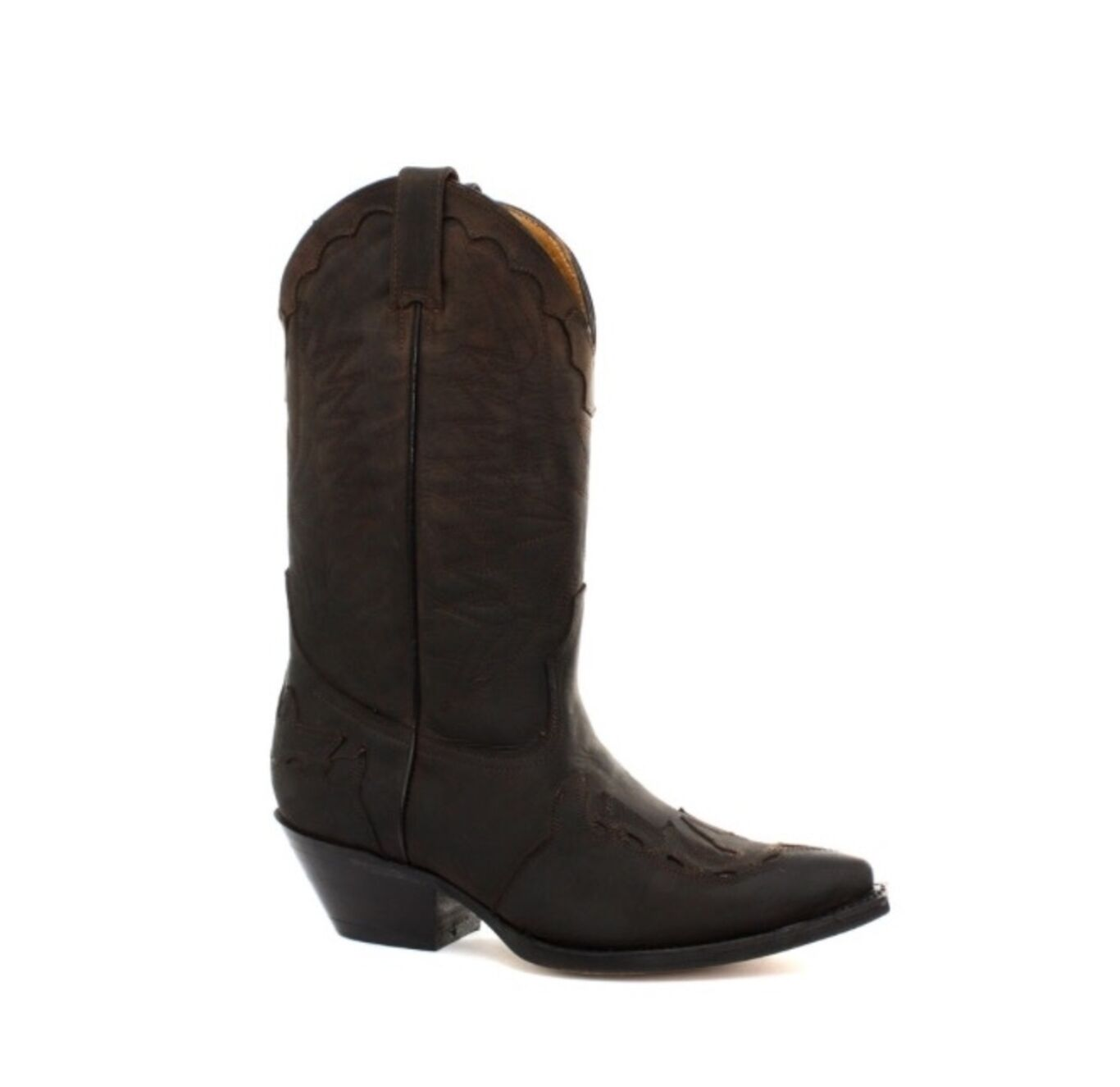 Grinders  Uomo Classic Cowboy Cowboy Cowboy Stiefel Real Leder Stylish Look  - Arizona HI 00e667