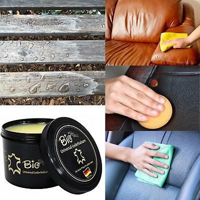Universal Beeswax Wax Wood Leather, Leather Furniture Wax Polish