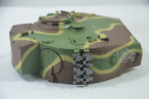 RC-1-24-VS-Tank-Tiger-1-Late-Prod-IR-INFRARED-UPPER-Turret-VSTANK-FOREST-CAMO